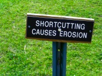 ShortcuttingSign
