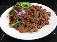 Sesame Beef Salad