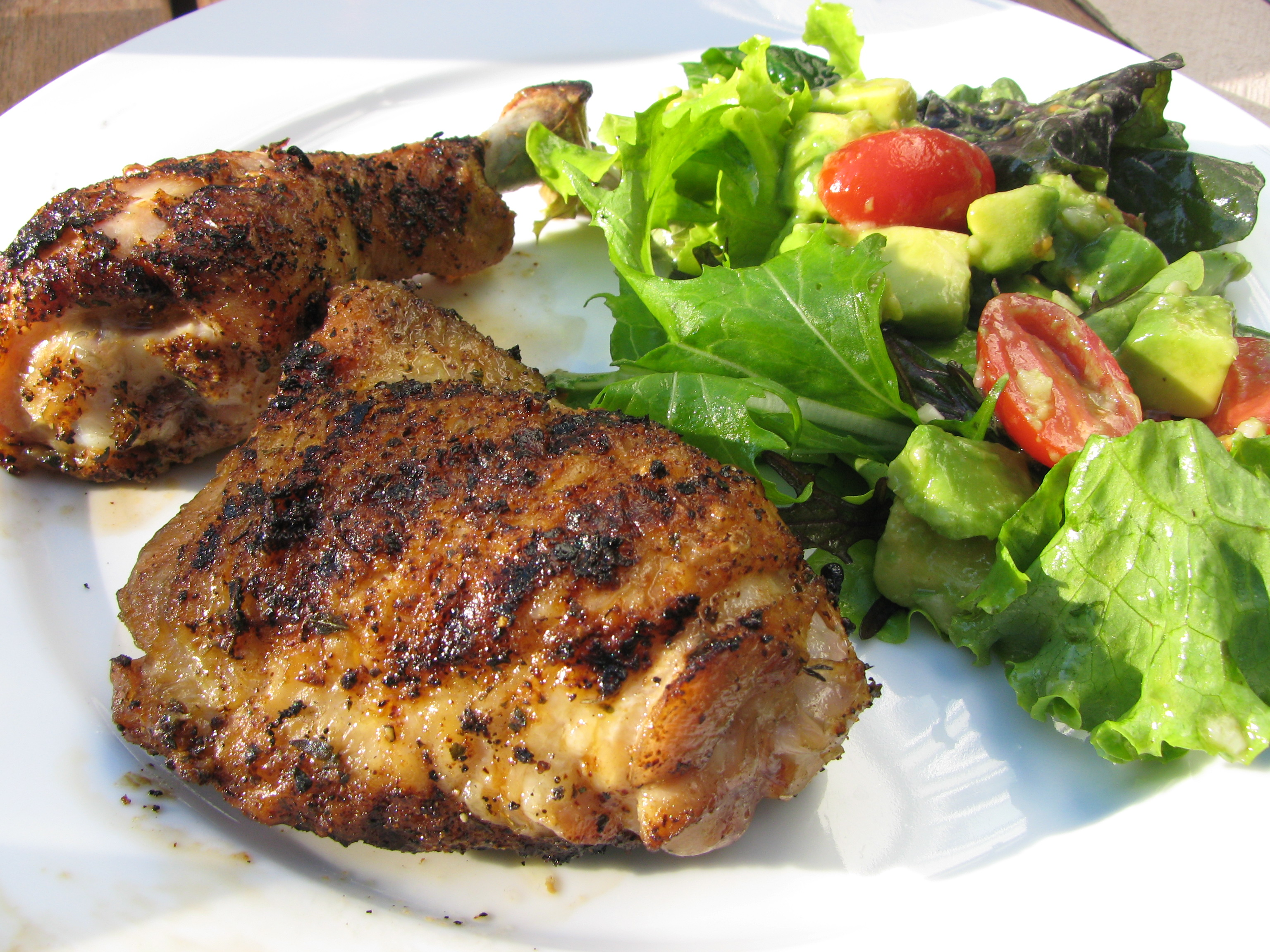kosher salt and fresh ground pepper  to tastePaleo Grilled Chicken Recipes