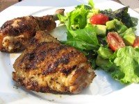 Tex-Mex Grilled Chicken