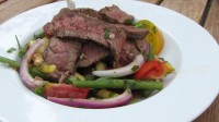 Thai-Inspired Steak Salad w/ Green Beans