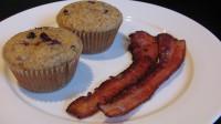 Hearty Hazelnut Muffins