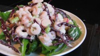 Shrimp Salad w/ Chive Mayo