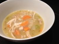 Lemon-Rosemary Chicken Soup