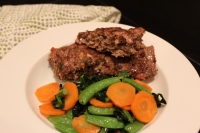Bacon-green Chile Meatloaf